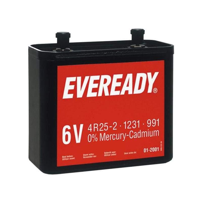 Eveready Speciale Saline 6V 4R25-2 991 par 1