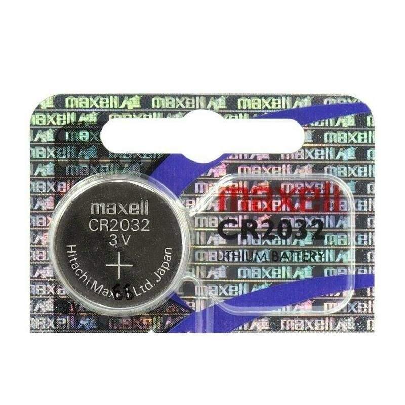 Maxell Lithium 3V CR2032 par 1