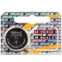 Maxell Lithium 3V CR2016 par 1