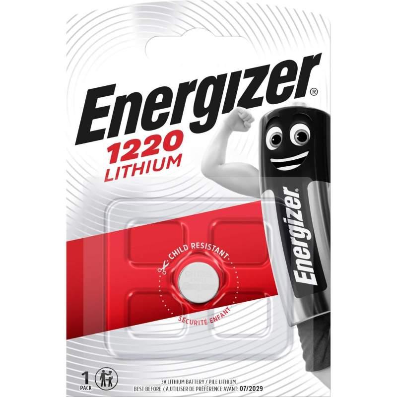 Energizer Lithium 3V CR1220 par 1