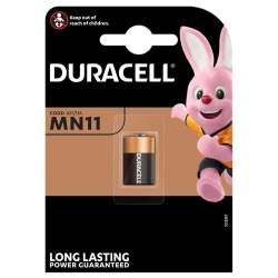 Pile MN11 / A11 / V11A Duracell Alcaline 6V