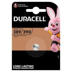 Pile 389 / 390 / SR54 / SR1130 Duracell Montre