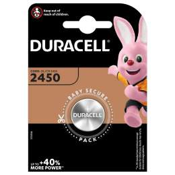 Duracell Lithium 3V CR2450 par 1