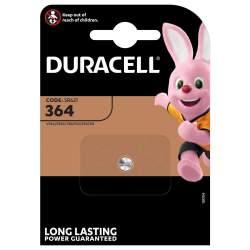 Pile 364 / SR621 / SR60 Duracell Montre