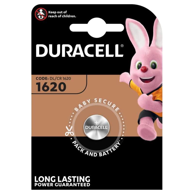 Duracell Lithium 3V CR1620 par 1