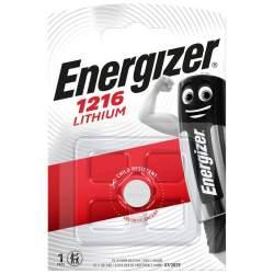 Energizer Lithium 3V CR1216 par 1
