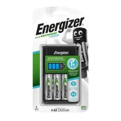 Chargeur Energizer 1H avec 4 piles AA 2300mAh
