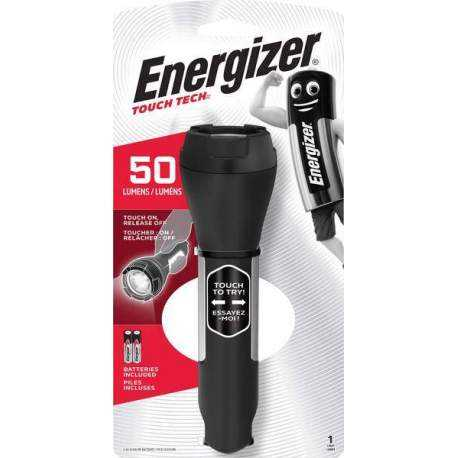 Energizer Torche Touch Tech incl. 2 AA