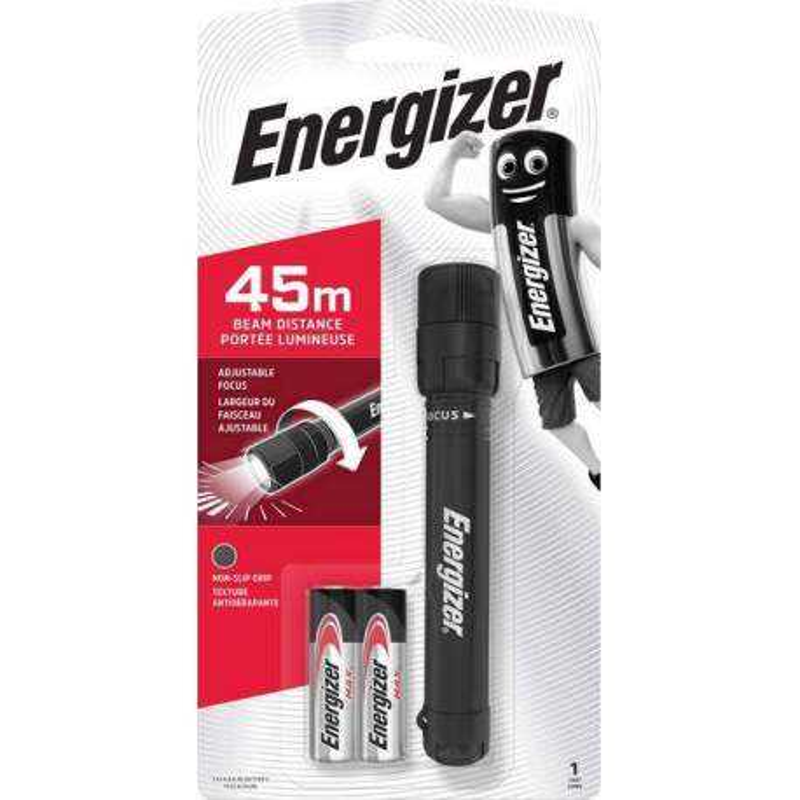 Energizer Torche X-Focus incl. 2 AA