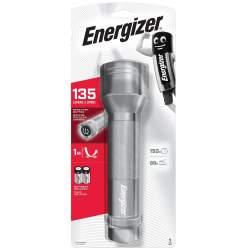 Torche Energizer 2D Metal avec 2 piles D