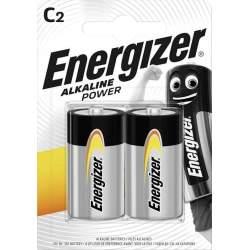 Energizer Alcaline Power C / LR14 par 2