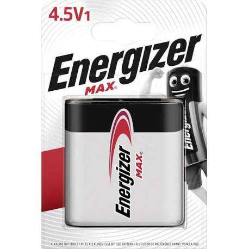 Energizer Alcaline Max 4,5V / 3LR12 par 1