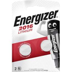 Energizer Lithium 3V CR2016 par 2