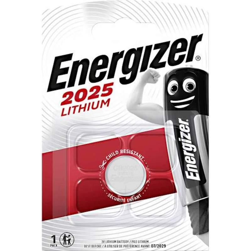 Energizer Lithium 3V CR2025 par 1