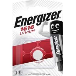 Pile CR1616 Energizer Bouton Lithium 3V
