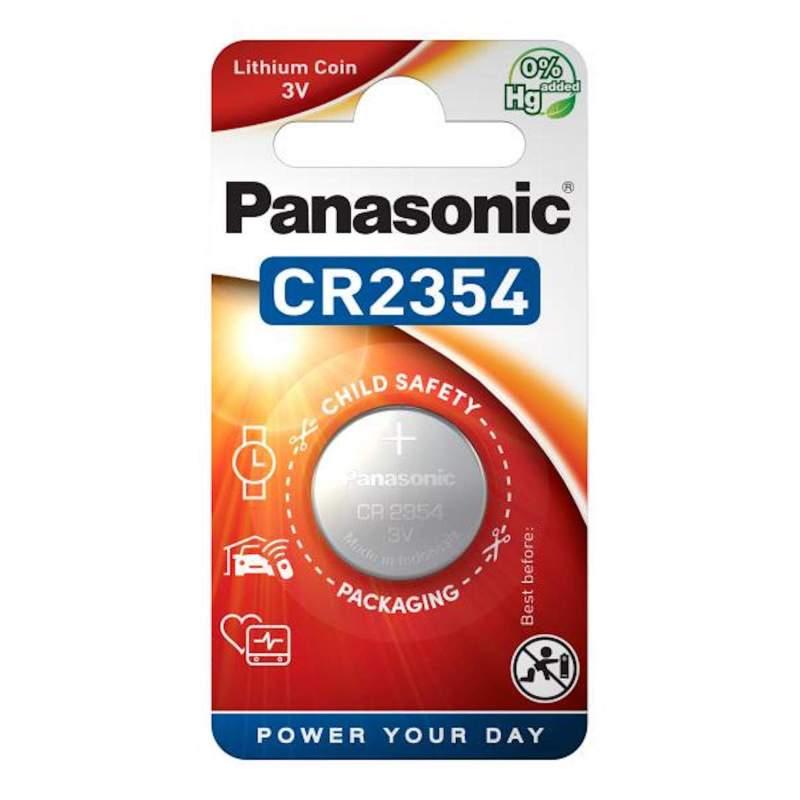 Pile CR2354 Panasonic Bouton Lithium 3V