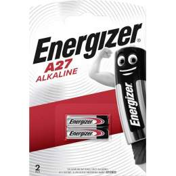 2 Piles A27 / MN27 / V27A Energizer Alcaline 12V