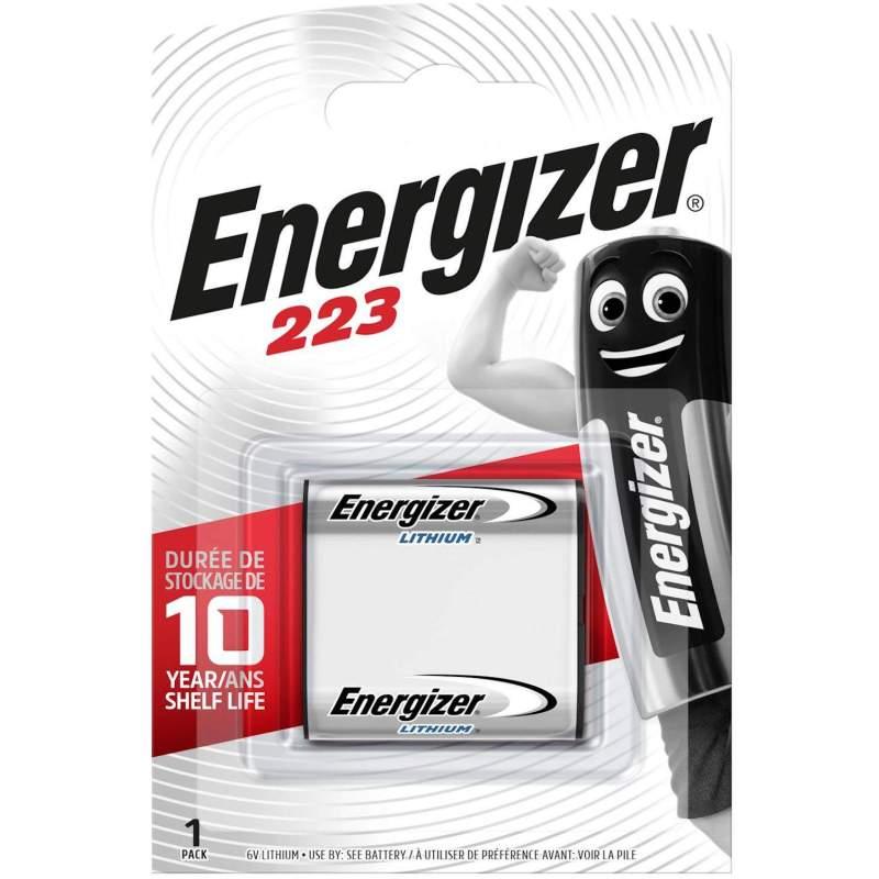 Energizer Speciale Lithium 3V 223 par 1