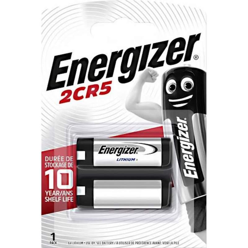Energizer Speciale Lithium 3V 2CR5 par 1