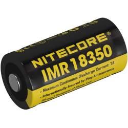 Pile Rechargeable IMR18350 NiteCore NI18350A 3,7V 700mAh