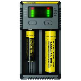 Chargeur de Piles NiteCore IntelliCharger i2