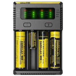 Chargeur de Piles NiteCore IntelliCharger i4