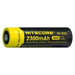 Pile Rechargeable 18650 NiteCore NL1823 3,7V 2300mAh