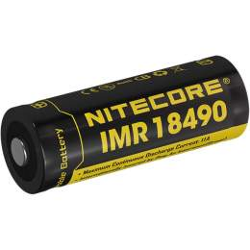Pile Rechargeable IMR18490 NiteCore NI18490A 3,7V 1100mAh 11A