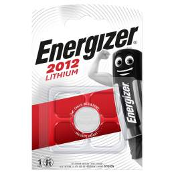 Pile CR2012 Energizer Bouton Lithium 3V