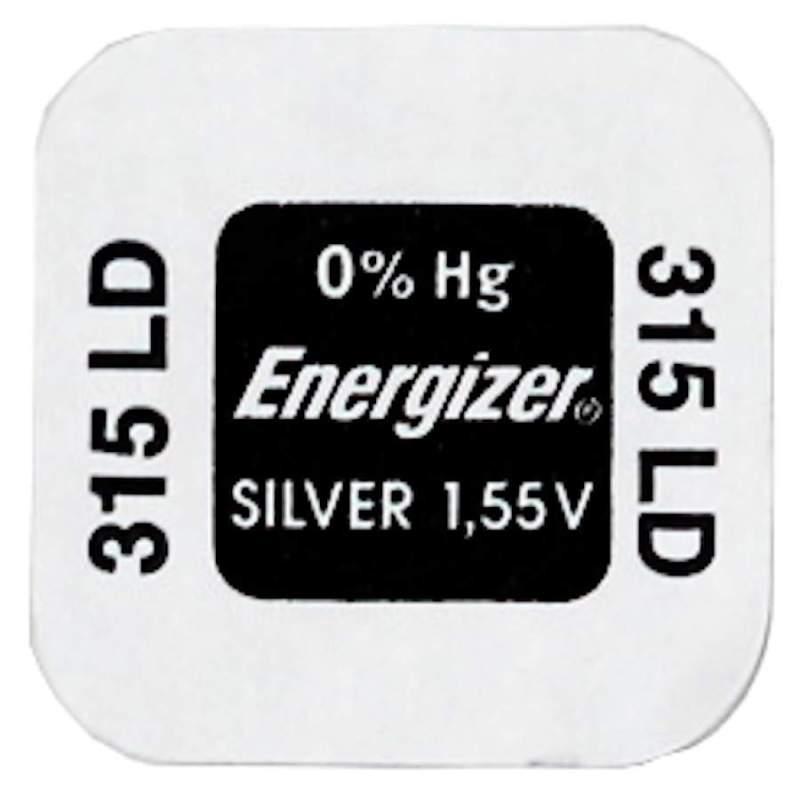 Pile Montre 315 / SR67 / SR67SW / SR716SW Energizer