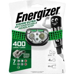 Frontale Energizer Vision Ultra Rechargeable HeadLamp 400lm