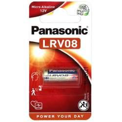 Pile LRV08 / GP23 / MN21 / L1028 / V23GA Panasonic Alcaline 12V