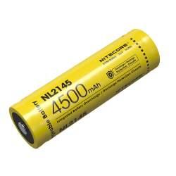 Pile Rechargeable 21700 NiteCore NL2145 3,6V 4500mAh