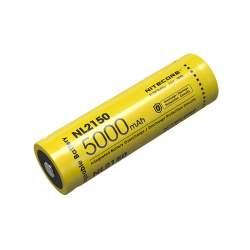 Pile Rechargeable 21700 NiteCore NL2150 3,6V 5000mAh