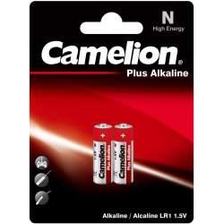2 Piles LR01 / LADY / N Camelion Plus Alcaline 1,5V