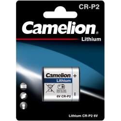 Pile CR-P2 / 223 / CRP2 Camelion Lithium 6V