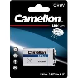 Pile Lithium 9V / ER9V Camelion Lithium 9V