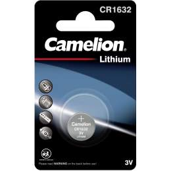 Pile CR1632 Camelion Bouton Lithium 3V