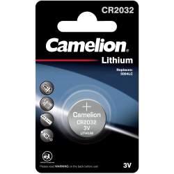Pile CR2032 / 5004LC Camelion Bouton Lithium 3V