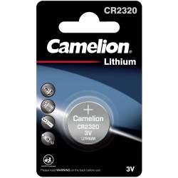 Pile CR2320 Camelion Bouton Lithium 3V
