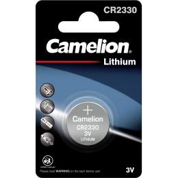 Pile CR2330 Camelion Bouton Lithium 3V