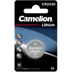 Pile CR2430 Camelion Bouton Lithium 3V