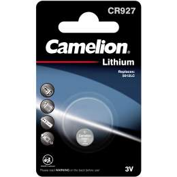 Pile CR927 / 5012LC Camelion Bouton Lithium 3V