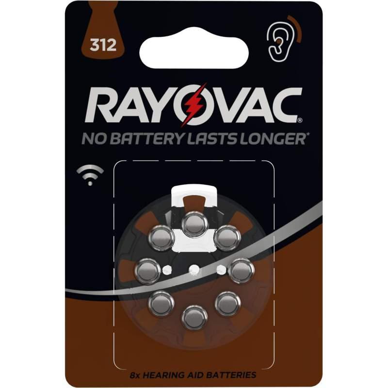RAYOVAC SPE 312 / PR48 PAR 8